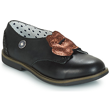 Cipők Lány Balerina cipők / babák Catimini CAVILLE Fekete