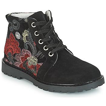 Cipők Lány Balerina cipők / babák Catimini CAHAUT Fekete