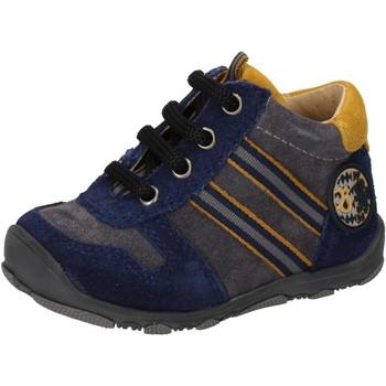 Cipők Fiú Magas szárú edzőcipők Balducci AD597 Kék
