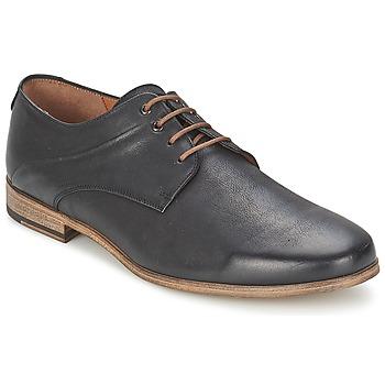 Cipők Férfi Oxford cipők Kost FAUCHARD Fekete