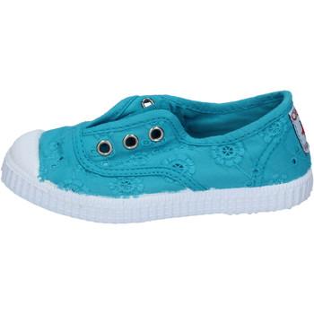 Cipők Lány Tenisz Cienta AD784 Kék