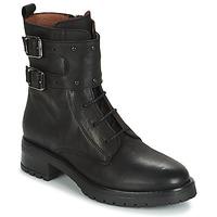 Cipők Női Csizmák Ikks REGNAUT Fekete