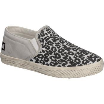 Cipők Lány Belebújós cipők Date AD838 Fehér