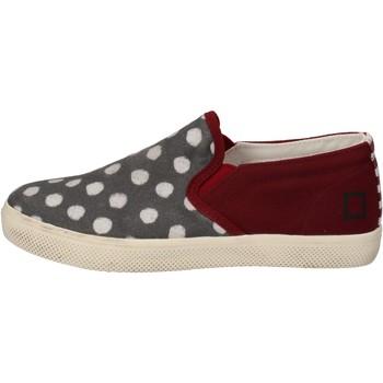 Cipők Lány Belebújós cipők Date AD841 Ibolya