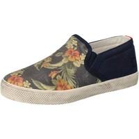 Cipők Lány Belebújós cipők Date AD858 Kék