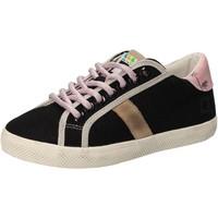 Cipők Lány Rövid szárú edzőcipők Date AD859 Fekete