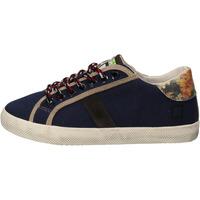 Cipők Lány Rövid szárú edzőcipők Date AD862 Kék