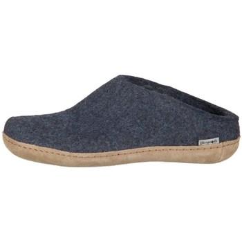 Cipők Női Mamuszok Glerups DK Open Heel Fekete