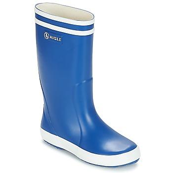 Cipők Gyerek Gumicsizmák Aigle LOLLY POP Kék