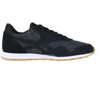 Cipők Női Rövid szárú edzőcipők Reebok Sport CL Nylon Slim Txt L Fekete