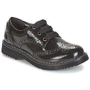 Cipők Gyerek Oxford cipők Start Rite IMPULSIVE Fekete