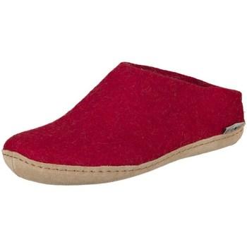 Cipők Női Mamuszok Glerups B0800 Piros