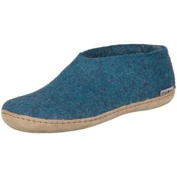 Cipők Női Mamuszok Glerups A0600 Kék