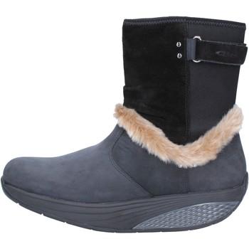Cipők Női Bokacsizmák Mbt AB217 Fekete
