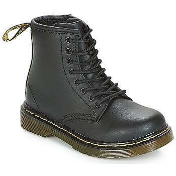 Cipők Gyerek Csizmák Dr Martens 1460 CADET Fekete