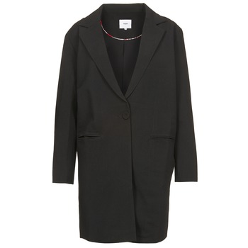 Ruhák Női Kabátok Suncoo EVY Fekete