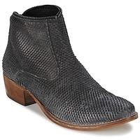 Cipők Női Csizmák Meline ELISE Fekete