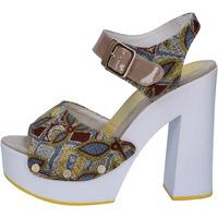 Cipők Női Szandálok / Saruk Suky Brand Szandál AB308 Bézs