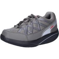 Cipők Női Rövid szárú edzőcipők Mbt AB390 Szürke