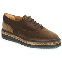 Cipők Női Oxford cipők Castaner FUNES Barna