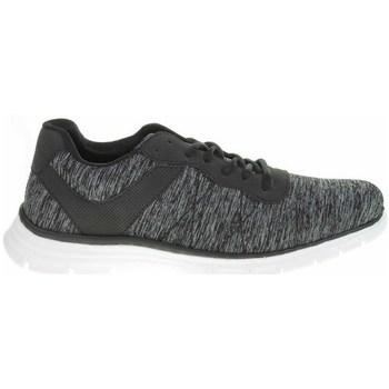 Cipők Rövid szárú edzőcipők Rieker B4808 Fekete