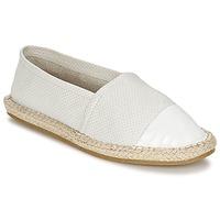 Cipők Női Belebújós cipők Elia B CHICA Fehér