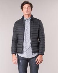 Ruhák Férfi Steppelt kabátok Emporio Armani TRAS Fekete