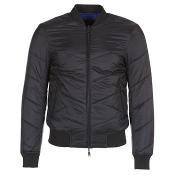 Ruhák Férfi Steppelt kabátok Emporio Armani YWES Fekete