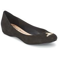 Cipők Női Balerina cipők  Vivienne Westwood HARA III Fekete