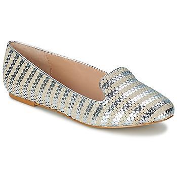 Cipők Női Balerina cipők / babák Carvela LYCHEE Ezüst