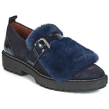 Cipők Női Oxford cipők Hispanitas CURRY Tengerész