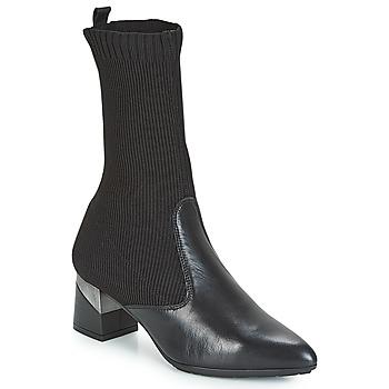 Cipők Női Városi csizmák Hispanitas LINO Fekete
