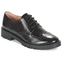 Cipők Női Oxford cipők Karston OLENDA Fekete