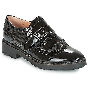 Cipők Női Oxford cipők Karston ONAX Fekete