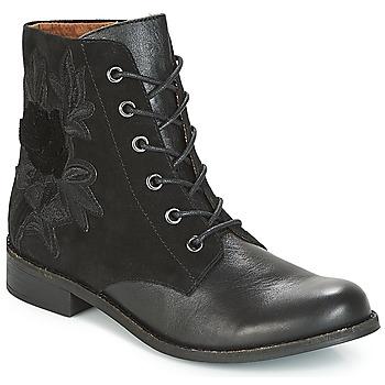 Cipők Női Csizmák Karston ACAMI Fekete