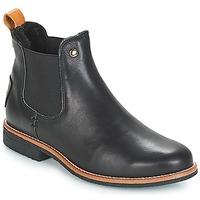 Cipők Női Csizmák Panama Jack GIORDANA Fekete