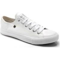 Cipők Női Rövid szárú edzőcipők Big Star V274869 Fehér