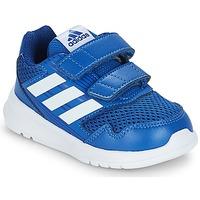 Cipők Gyerek Rövid szárú edzőcipők adidas Originals ALTARUN CF I Kék