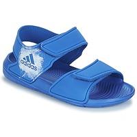 Cipők Gyerek Szandálok / Saruk adidas Originals ALTASWIM C Kék