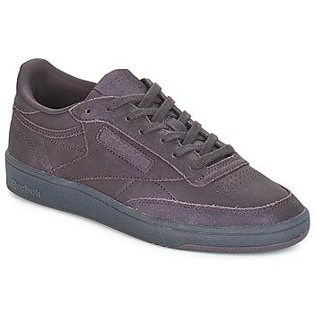 Cipők Női Rövid szárú edzőcipők Reebok Classic CLUB C 85 Lila