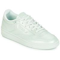 Cipők Női Rövid szárú edzőcipők Reebok Classic CLUB C 85 Kék