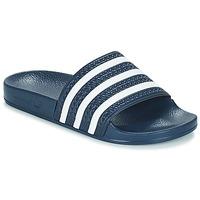 Cipők strandpapucsok adidas Originals ADILETTE Tengerész / Fehér
