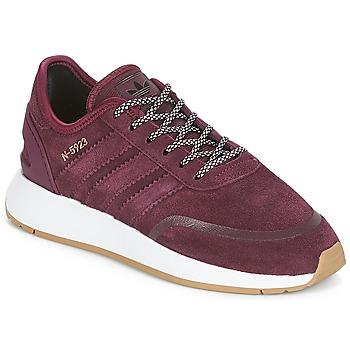 Cipők Gyerek Rövid szárú edzőcipők adidas Originals N-5923 J Bordó