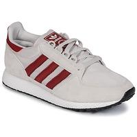 Cipők Rövid szárú edzőcipők adidas Originals OREGON Bézs / Piros