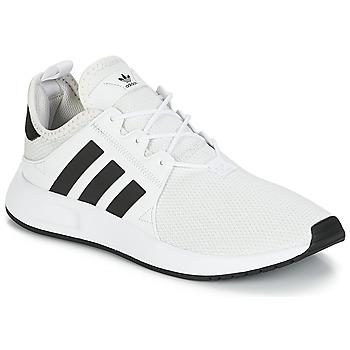 Cipők Rövid szárú edzőcipők adidas Originals X_PLR Fehér