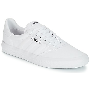 Cipők Rövid szárú edzőcipők adidas Originals 3MC Fehér