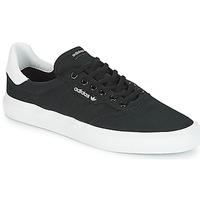 Cipők Rövid szárú edzőcipők adidas Originals 3MC Fekete