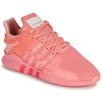 Cipők Női Rövid szárú edzőcipők adidas Originals EQT SUPPORT ADV W Rózsaszín