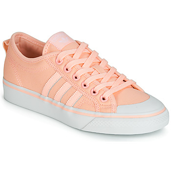 Cipők Női Rövid szárú edzőcipők adidas Originals NIZZA W Rózsaszín