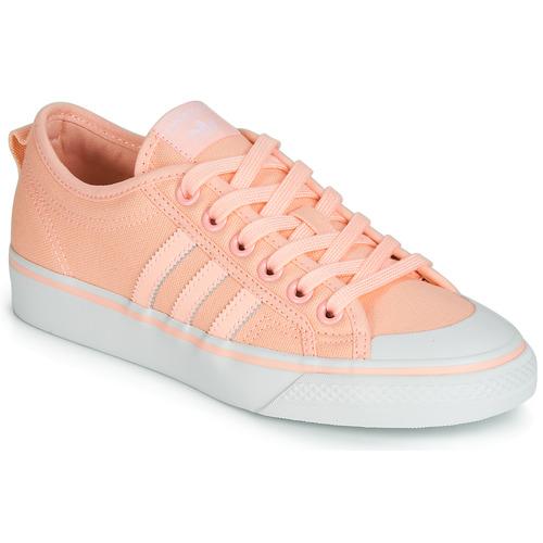 547762f2f3 adidas Originals NIZZA W Rózsaszín - Ingyenes Kiszállítás | SPARTOO ...